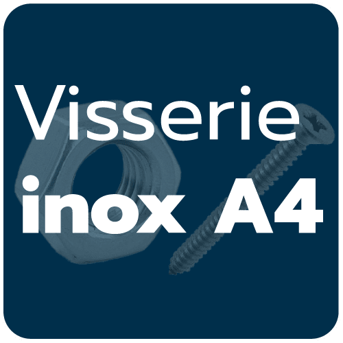 Visserie Inox A4 Marine
