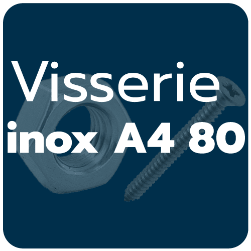 Visserie Inox A4-80
