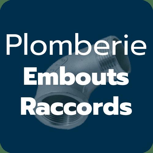 Embouts, raccords - INOX
