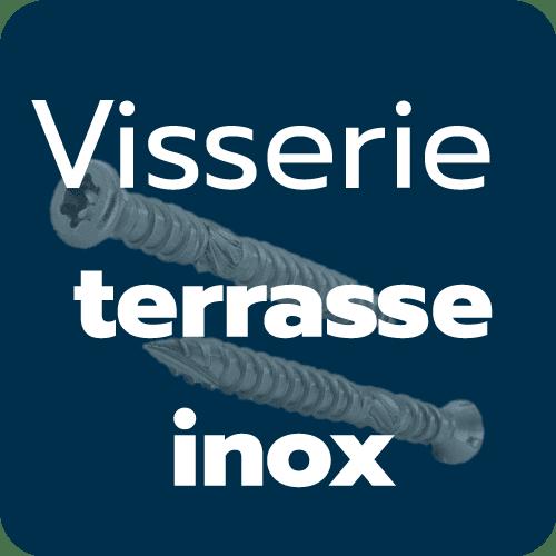 Vis Terrasse Inox