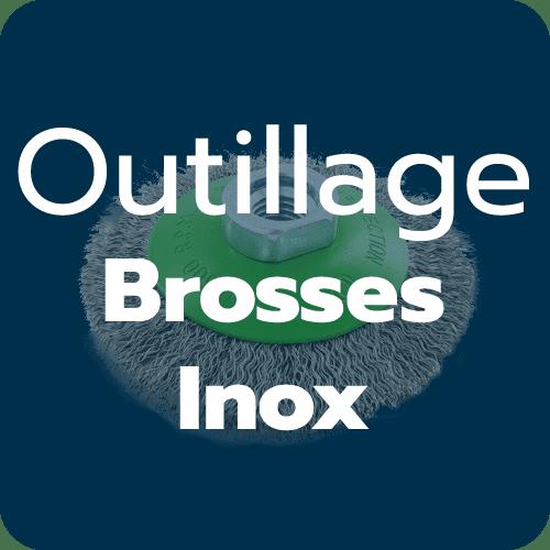 Brosses inox