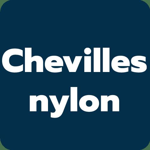 Chevilles nylon
