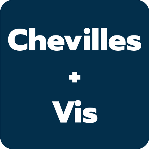 Chevilles + vis