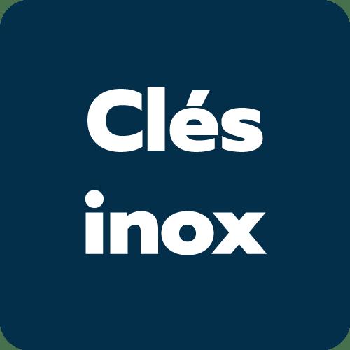 Clés inox