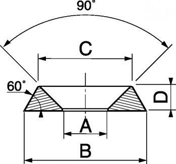 schéma rondelle cuvette