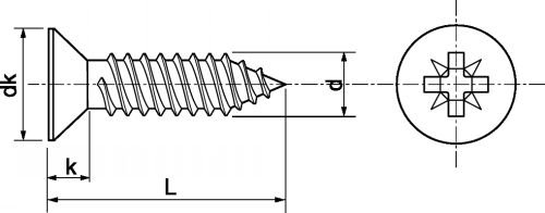 Dimensions TFPZ Inox